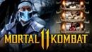 MORTAL KOMBAT 11 - Towers of Time Gameplay w/ Sub-Zero! Exclusive Gameplay