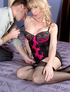 First lauren mrs sex teacher
