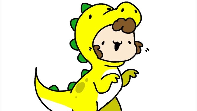 Dinosaurs go rawr meme (lazy) (зб походу)