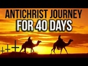 DAJJAL's Journey from BRITAIN to AMERICA and ISRAEL (Antichrist 40 days journey)