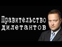 Правительство дилетантов НикитаИсаев