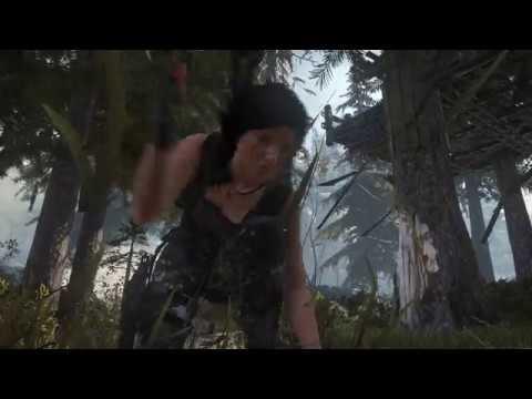 Rise of the Tomb Raider 45 Продолжаем Обильный Обед Подготовка к бою Древние Секреты