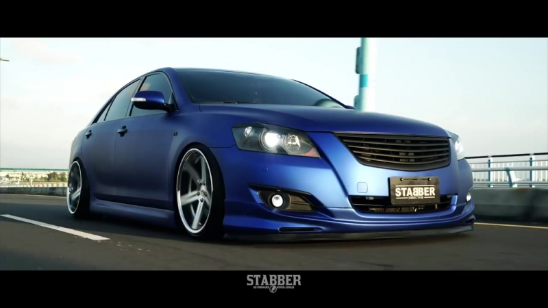 TOYOTA CAMRY AURION V6 ON 19 TSW MIRABEAU Wheels TAIWAN | Perfect Stance