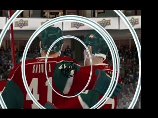 Третья игра серии Minnesota Wild - New Jersey Devils(1/2).