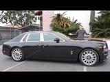 Rolls-Royce Phantom 2018 года это ультра-люксовая машина за $550 000