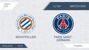 AFL18. France. Ligue 1. Day 12. Montpelier - PSG.
