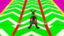Playground ИГРОВАЯ ПЛОЩАДКА ДЛЯ АНИМАТРОНИКОВ Мультик ИГРА ФНАФ Анимация для детей серия 487