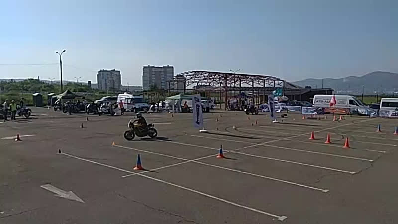 2ой этап Кубка Федерации мотоджимханы г. Новороссийск