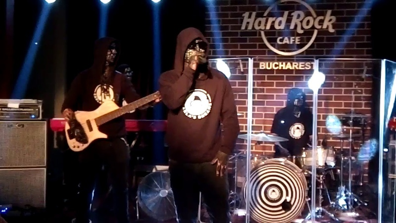 Carla'S Dreams - Live la Hard Rock Cafe Buc.14-06-2018