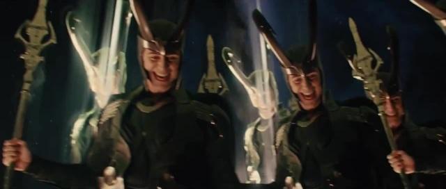 Loki illusion