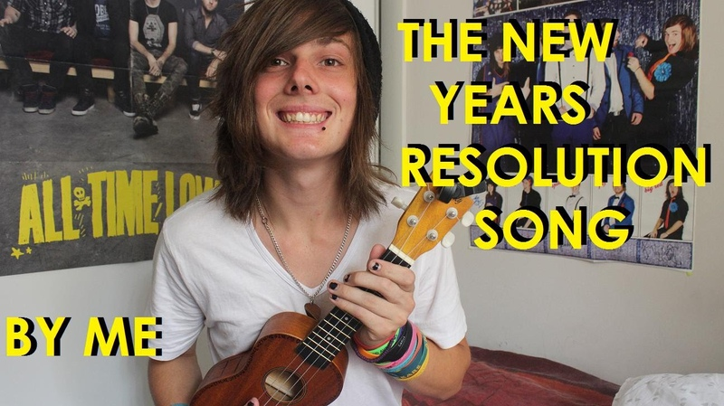 The New Years Resolution Song (Original Song) (Damon Sparkes)