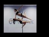 Pole -Dance (акробатики на пилоне)