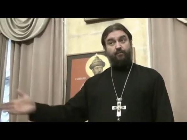 Андрей Ткачёв - О блуде (Жесткая проповедь о блуде как основе падения и предпосылка убийства)