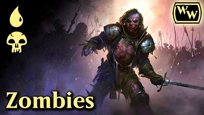 Wacky Wednesday - Modern - Zombies