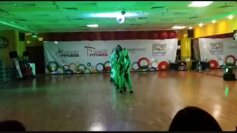 Artistic dance project. 1этап. 25.10.18