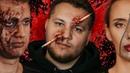 ТОП 3 – макияж на Хэллоуин / Страшный образ на Хэллоуин / Мастер-класс по гриму