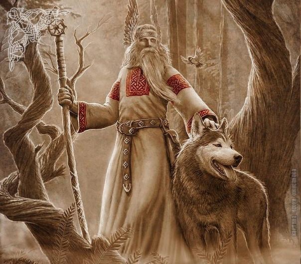 Белобог  славянский Бог света