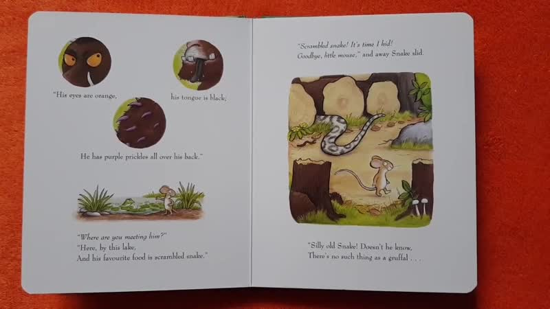 The Gruffalo by Julia Donaldson, Read Aloud book for children, Fun Rhyming Story