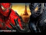 Поездка в Америку. Перевод Михалева, Человек паук 1-2-3 Перевод Гаврилова.