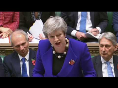 Prime Ministers Questions 31 October 2018
