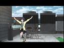 Shirobako epic scene: Ema's Angel Exercise