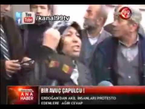 Erdoğan Şehit Ailelerine ÇAPULCU Dedi!