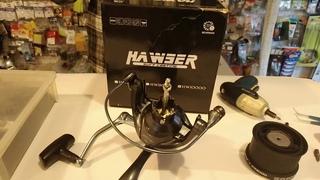 Разбор катушки HAWSER 10000 от компании Mifine