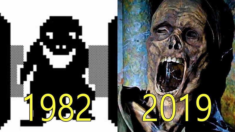 Эволюция хоррор игр