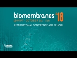 Biomembranes'18@MIPT. James Liu and Norbert Dencher