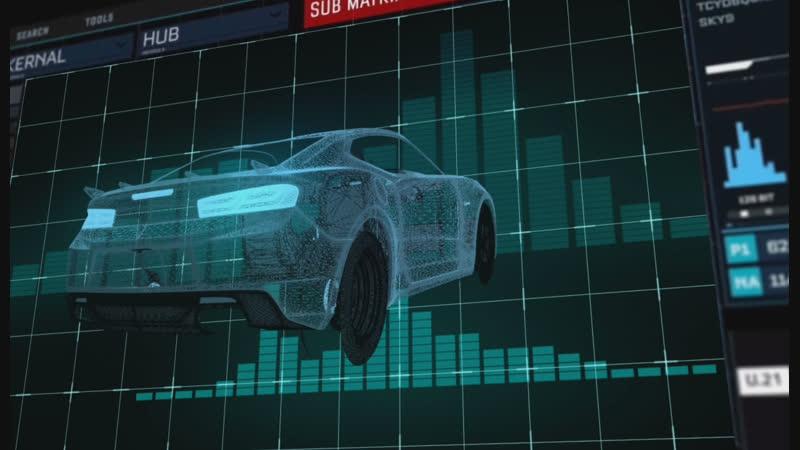 Рекламный ролик Pro Chip