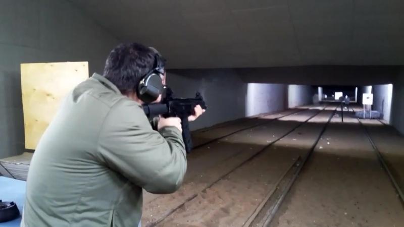 AM-17 compact assault rifleавтомат АМ-17