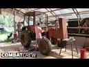 Турбо-трактор: Заводим спустя 10лет! Часть 2 ВОВКА