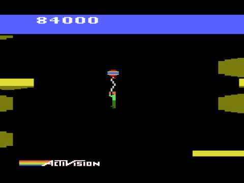 Atari 2600 Longplay [024] Pitfall II - The Lost Caverns