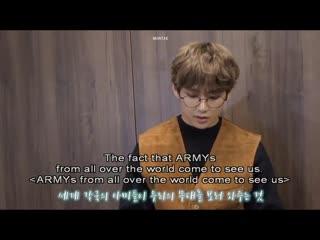 02 ENG AMSTERDAM CONCERT MAKING FILM @ BTS WORLD TOUR 'LOVE YOURSELF' EUROPE DVD