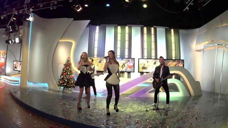 Инна Маликова и Новые Самоцветы Новогодние игрушки, свечи и хлопушки!