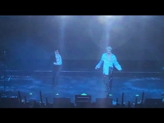 зеркало [FANCAM] 180617 HYUNGWON AND IM SOLO SEXY DANCING _ THE CONNECT WORLD TOUR IN LO