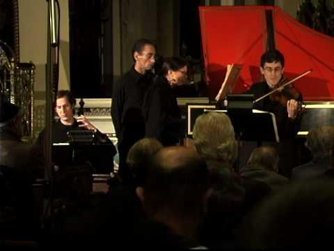 J. S. Bach Violin Harpsichord Sonata in F minor, BWV 1018