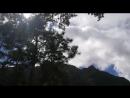 Ветреный осенний день в Приэльбрусье