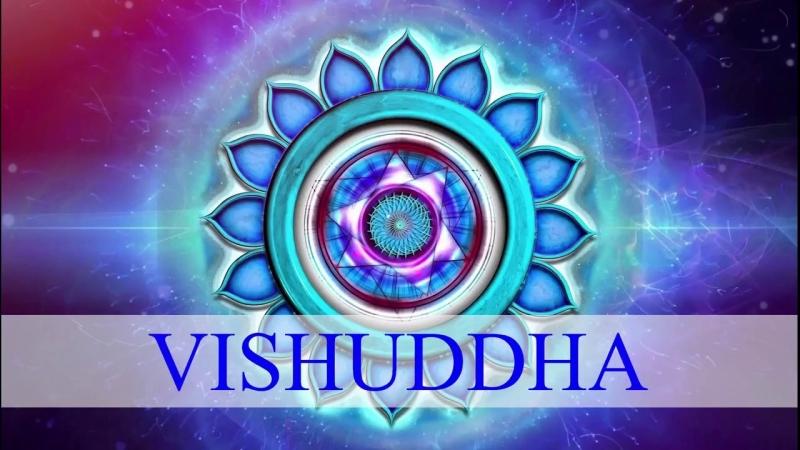 Раскрытие чакр - Пятая чакра Вишудха - Сглаз - Порча