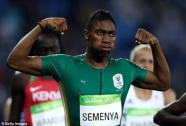 ИААФ хочет признать Кастор Семеню мужчиной, ощущающим себя женщиной ИААФ намерена признать двукратную олимпийскую чемпионку, легкоатлетку из ЮАР Кастер Семеню мужчиной, ощущающим себя женщиной,