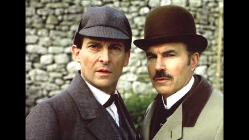 Приключения Шерлока Холмса (сериал) 1984—1994, Великобритания, детектив, 12 серия ( Союз Рыжих )