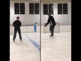 Hockey magic