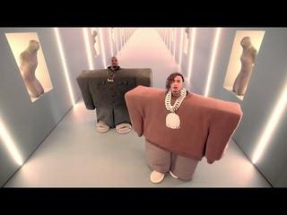 Премьера клипа! Kanye West x Lil Pump  I Love It Рифмы и Панчи