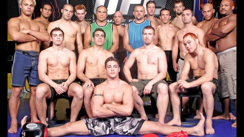 The Ultimate Fighter S01E12