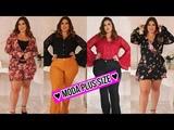 Plus Size Fashion Ropa de Moda para Gorditas Primavera Verano 2018 2019- Moda Plus Size