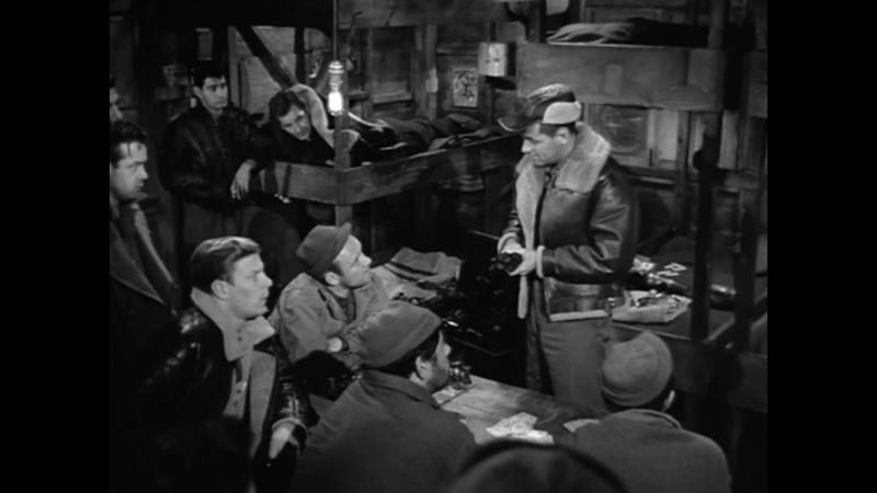 ЛАГЕРЬ ДЛЯ ВОЕННОПЛЕННЫХ № 17 (1953) - военная драма, Билли Уайлдер 1080p