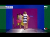 AGATHA RUIZ DE LA PRADA Resort 2018 Miami Fashion Week - Fashion Channel