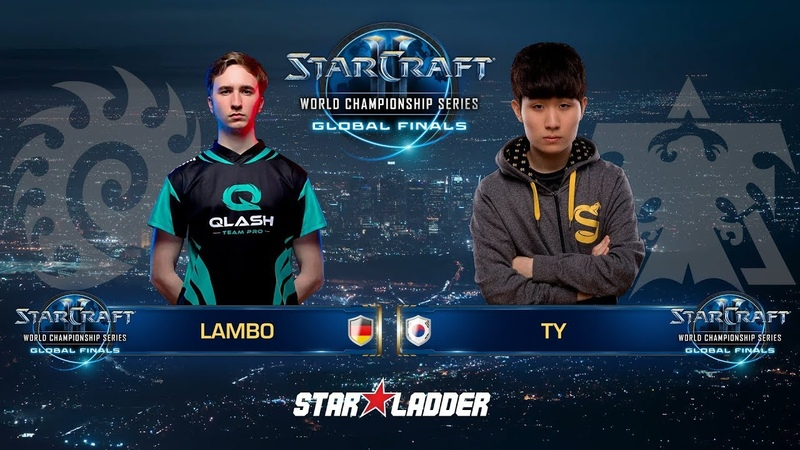 2018 WCS Global Finals Ro16, Group A, Losers Match: Lambo (Z) vs TY (T)