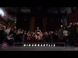 Настя Каменских- Стиль собачки | TRUE TWERK BATTLE 2019 | Савельева Нина