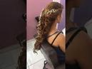 Wedding hairstyle Divine art hair salon Antreas Divine